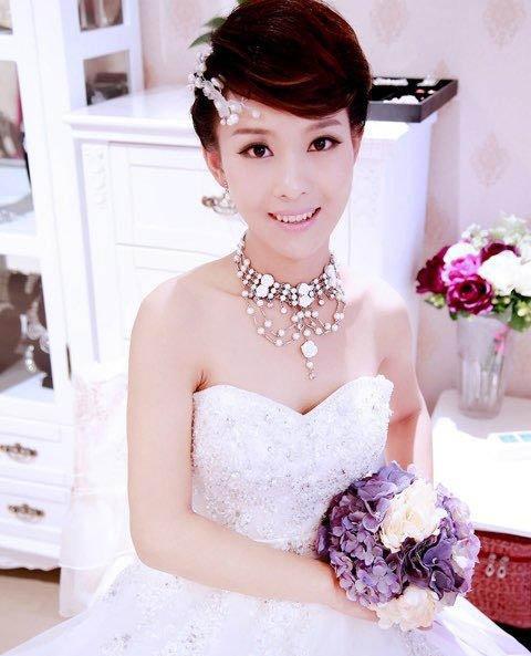 专业新娘妆面造型