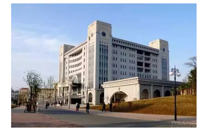 NO.5 合肥工业大学-安徽十大最美高校,六安这所学校上榜啦图片