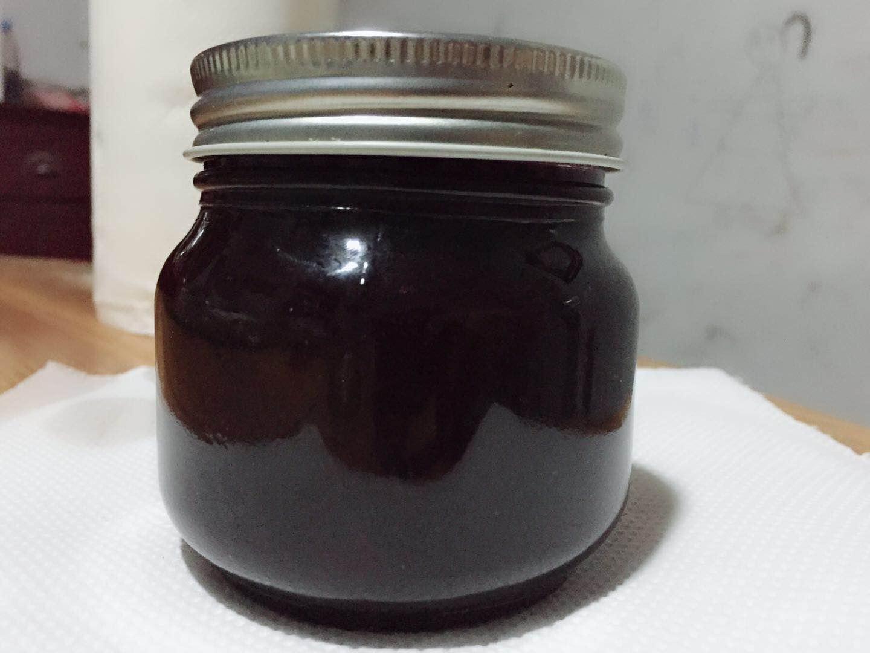 蓝莓酱成品