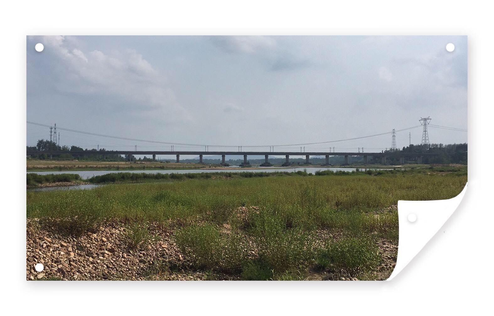 六安老淠河黄家窑段